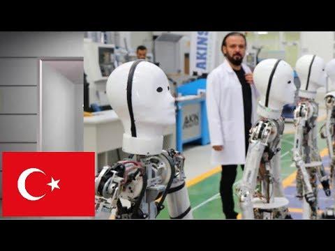 🔴 Türkei: Weltweit erste Serienproduktion menschlicher Roboter  | Zukunft Technologie