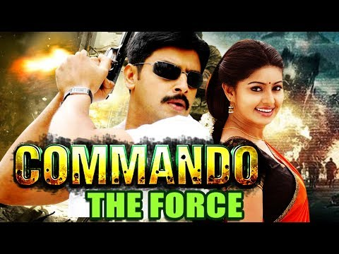 Commando The Force (Bose) Hindi Dubbed...