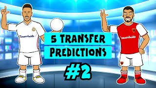🤝🏼#2 - TRANSFERS!🤝🏼 Suarez to Arsenal? Aubameyang to Real Madrid?