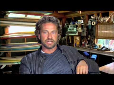 Download Gerard Butler talks about surfing in Chasing Mavericks