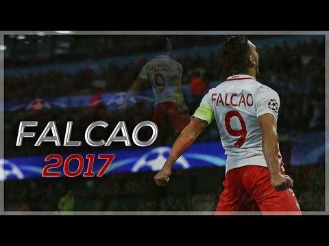 Radamel Falcao  'El Tigre' - Sus mejores Goles con el AS Monaco en el 2017   2016/2017 HD