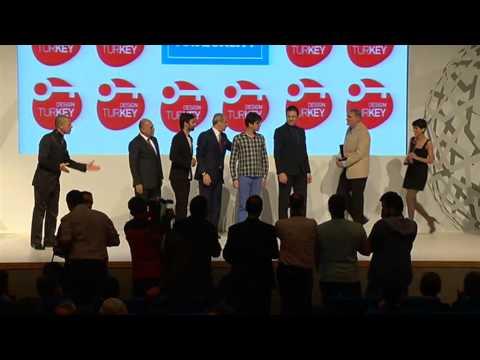 Design Turkey 2012 Ödüllerinin Verilişi Parça 2/2