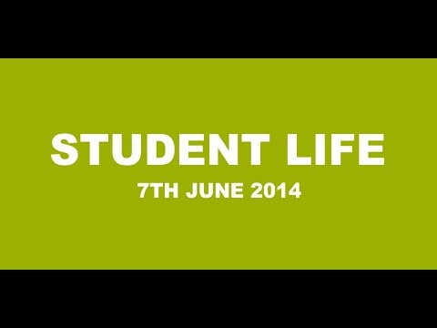 Open Day June 2014: Student Life