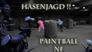 Paintball NF - Hasenjagd 30 gegen 3 -