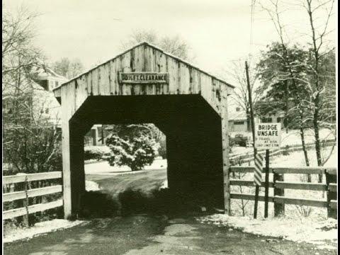 Jediah  Covered  Bridge