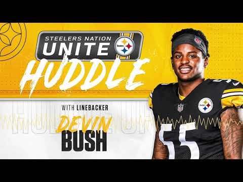 Steelers Nation Unite Huddle: Devin Bush