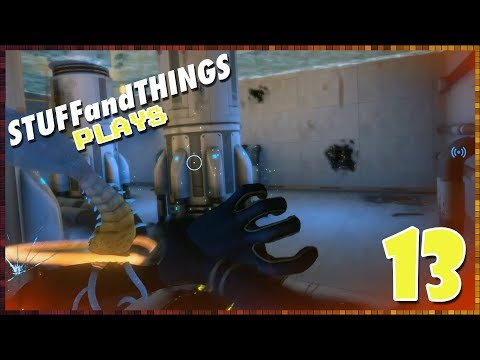ANNOYING BLEEDERS AND DRIVE CORE BREACHES | Subnautica - Part 13 - STUFFandTHINGS Plays...
