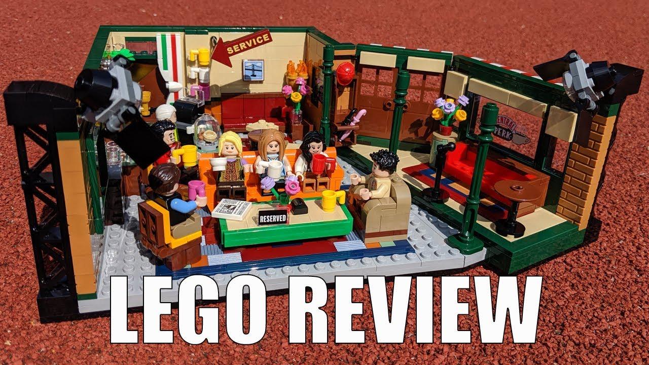 LEGO Ideas Friends Central Perk 21319 im Review ...