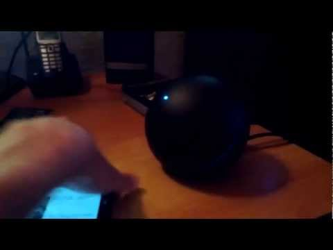Nexus Q + Sony Google TV small review(in Russian)