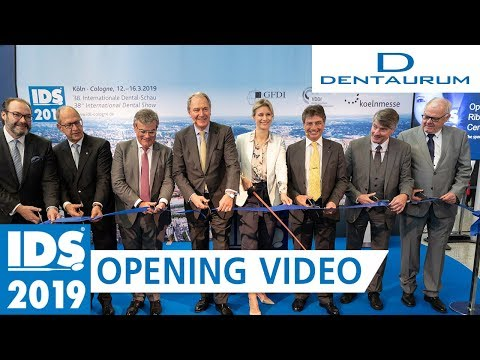 IDS 2019 Opening | DENTAURUM