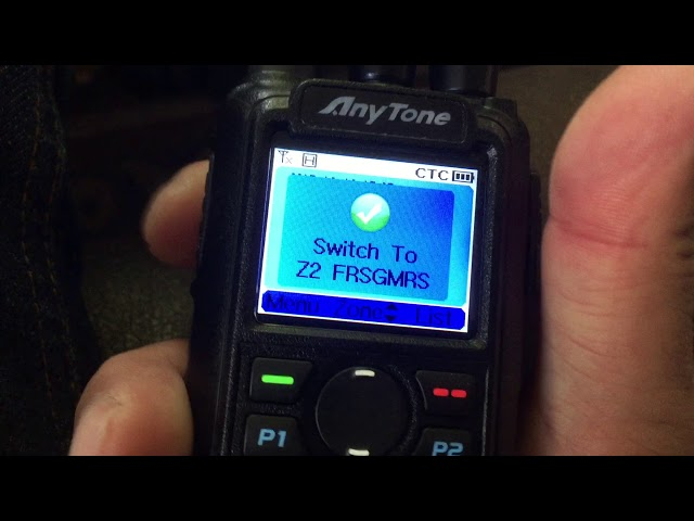 Anytone AT-D868UV Dualband DMR Bugs and Glitches
