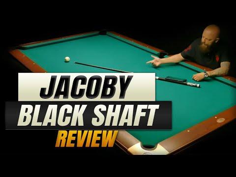 2021 Jacoby BlaCk Carbon Fiber Shaft Review