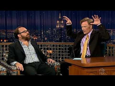Conan O'Brien 'Paul Giamatti 61605