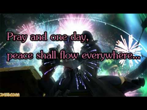 Serah's theme FFXIII (lyrics/instrumental)