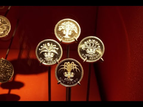 The Royal Mint Experience!