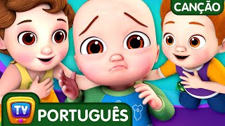 Meu Querido Bebe Cançõe (Baby Is Sick Song) | Canções para Crianças | ChuChu TV