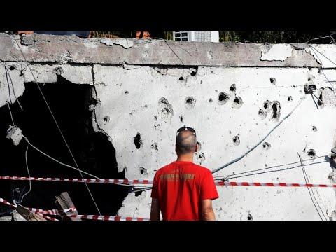 Death toll mounts as violence between Israel and Hamas escalates