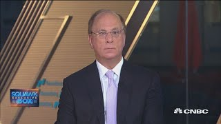 Watch CNBC's full interview with BlackRock's Larry Fink