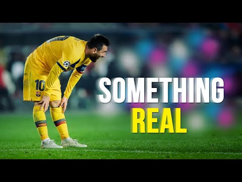 Lionel Messi - Something Real | Skills & Goals | 2019/2020 HD