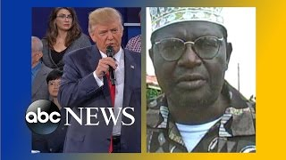Trump Invites Obama's Half-Brother to Presidential Debate