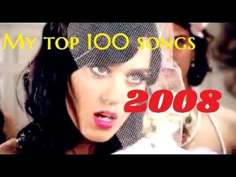 My top 100 songs of 2008