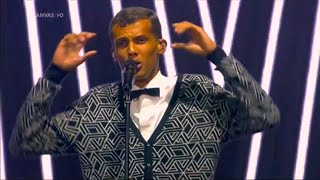 Stromae - Ta fête - Live at Rock Werchter 2014
