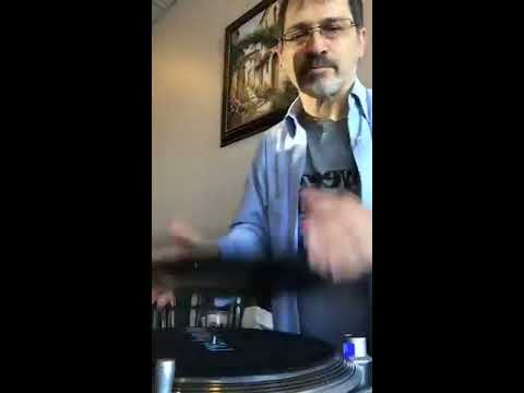 Northeast Ohio Vinyl Club Social and Record Swap-Live Video