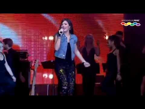 Ivi Adamou - La La Love - Live - (HDaudio)
