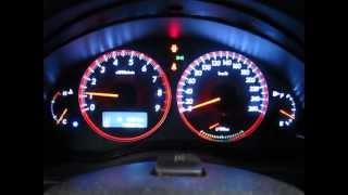 Subaru Legacy 3.0 Spec.B 2007 gauge sweep