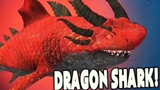 Depth - EPIC DRAGON SHARK WILL EAT YOUR SOUL! ( Gameplay )