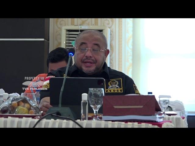 WARTA PARLEMEN - PEMERINTAH HARUS TEGAS BERANTAS NARKOBA
