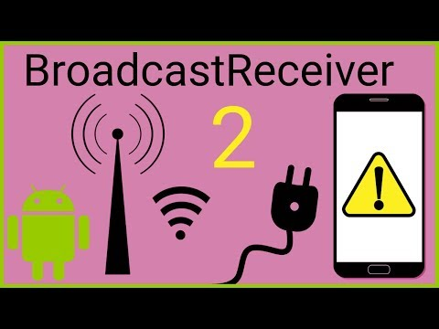 Part 2 - Dynamic BroadcastReceiver - Coding in Flow