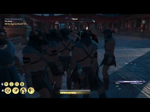 Assassin's Creed Odyssey (Ultimate Edition) 100% Walkthrough Part 520 / The conquest of Sparta  
