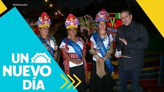 """Estamos en Xochimilco con """"La Flor Más Bella del Ejido""""   Un Nuevo Día   Telemundo"""