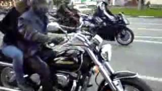 Закрытие байк сезона 2011 Иваново