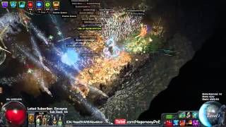 Path of Exile Act 4: Hege's Epic Momma vs Double Mint Twins (Merveils)