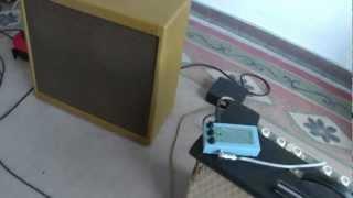 Tube Amp Doctor -Tweed Bassman 5F6A Style Amp-Kit