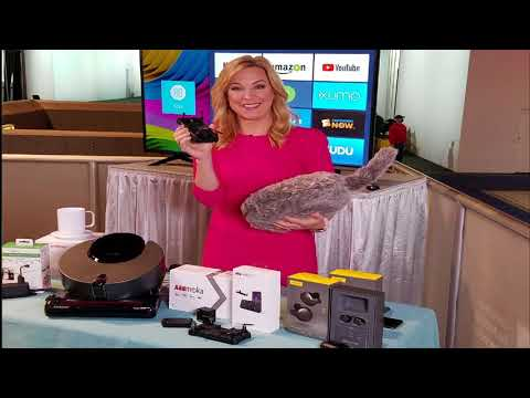 CES Day One with Jenn Jolly - USA Radio