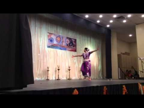 Vande Mataram Classical dance by Sonali