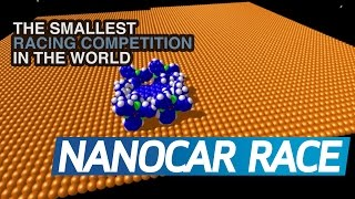 NanoCar Race, Watch the race live on April 28 from 10:45 AM (CET)