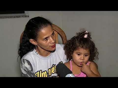 Mãe de nove filhos pede ajuda para recomeçar a vida na Capital