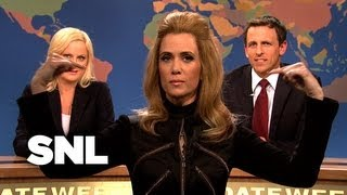 Weekend Update Thursday: Madonna - Saturday Night Live