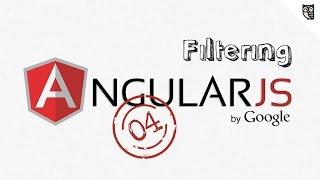 AngularJs - Filtering