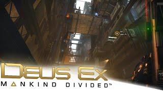 DEUS EX MANKIND DIVIDED: Spider-Jensen escalade les immeubles - #11
