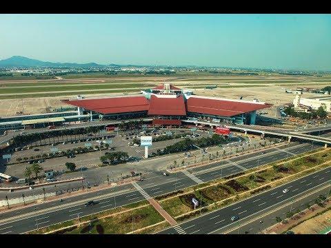 Noi Bai National AirPort   ノイバイ 空港 ベトナム   Business AIRPORT   2018 Sân Bay Nội Bài Hà Nội