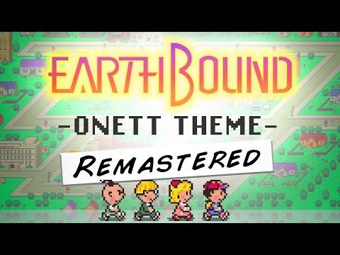 Earthbound - Onett Theme [REMASTERED & REVISITED]