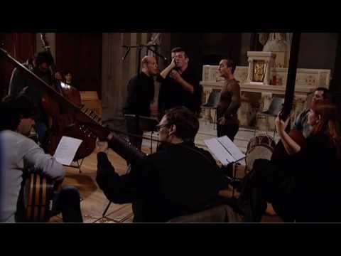 Christina Pluhar - L'Arpeggiata: Maria (sopra la Carpinese) from Via Crucis