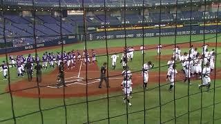 20171103 第43回社会人野球日本選手権 JR西日本対NTT西日本