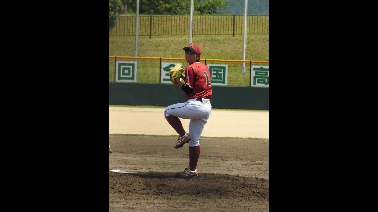 【野球】最速125キロ クラーク仙台 小野寺佳奈投手(2年) 大船渡・佐々木級の女子高生誕生