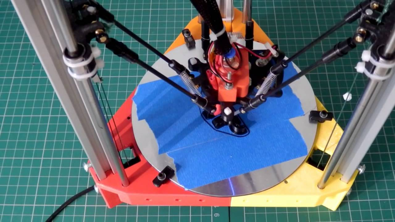 Reprap development and further adventures in DIY 3D printing